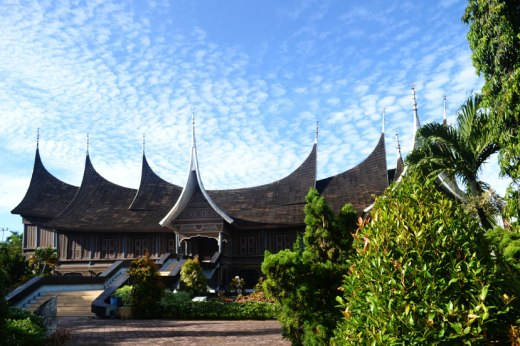Minangkabau Traditional House